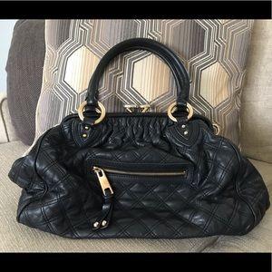 Marc Jacob quilt leather bag